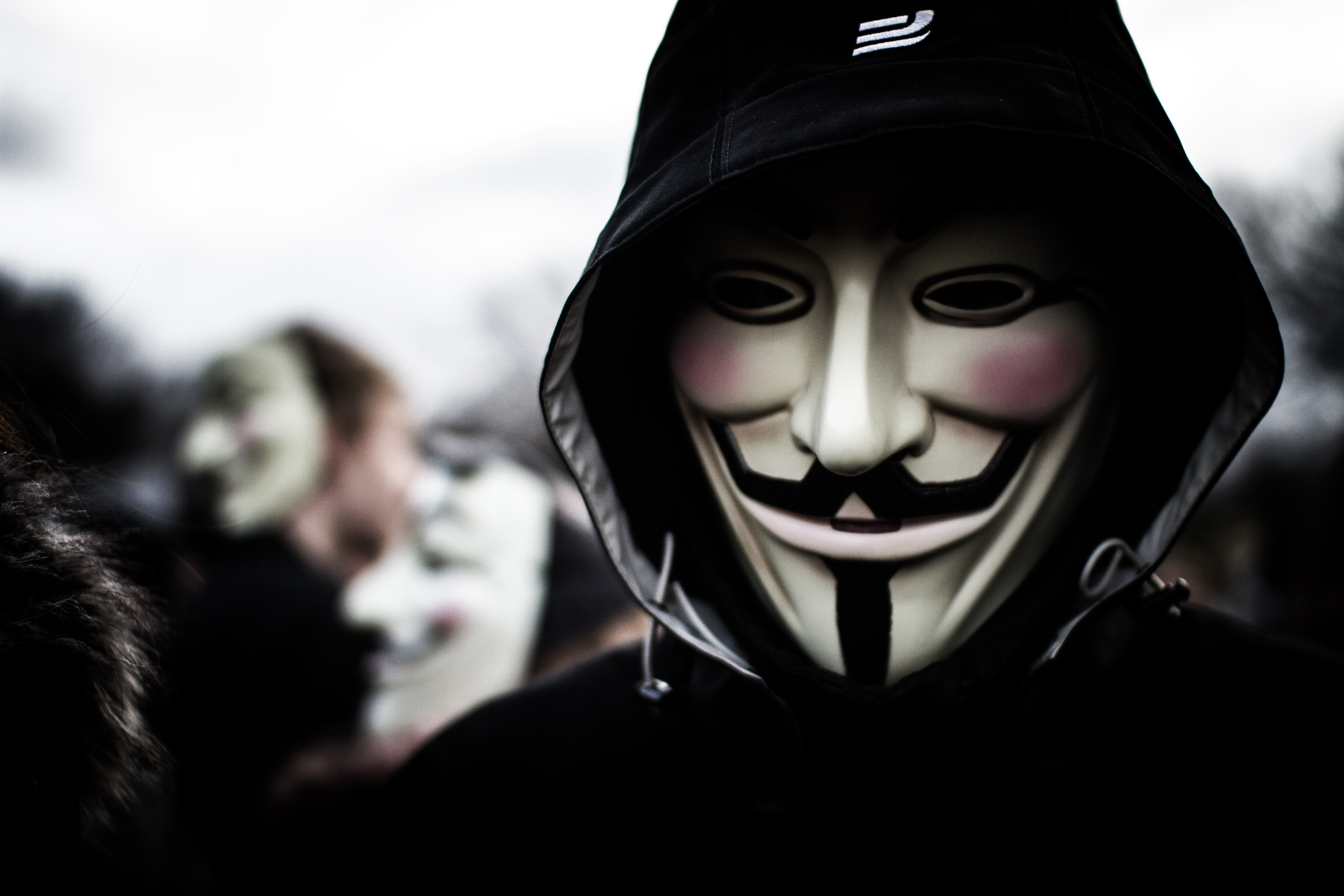 Anonymous has answered frequently asked questions (about Anonymous)